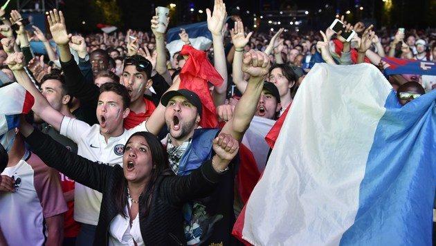 Darum weinte Frankreichs EM-Held Dimitri Payet (Bild: AFP)