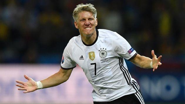 Deutschland zittert sich gegen Ukraine zu 2:0-Sieg (Bild: AFP or licensors)