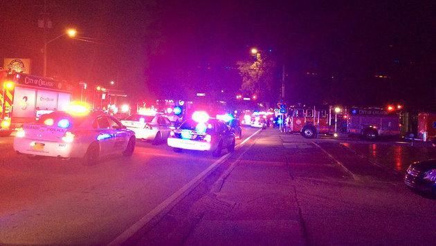 """50 Terrortote in den USA: """"Just bang, bang, bang!"""" (Bild: Orlando Police Department)"""