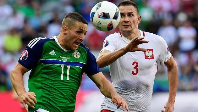 Milik schießt Polen zu ihrem allerersten EM-Sieg! (Bild: AFP)
