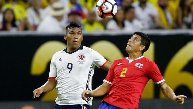 Costa Rica schlägt Kolumbien in der Copa America (Bild: Getty Images)