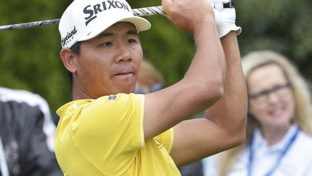 Wu gewann Lyoness Open ++ Wiesberger Zehnter (Bild: APA/HANS PUNZ)