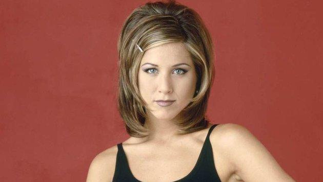 """Jennifer Aniston als Rachel Green in """"Friends"""" (Bild: Viennareport)"""