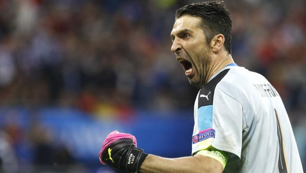 Gianluigi Buffon (Bild: AP)