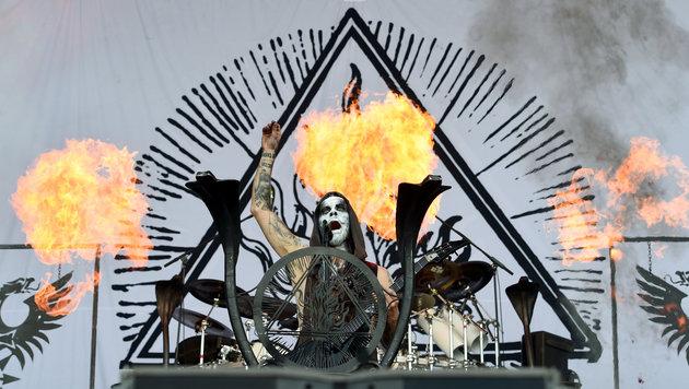 Behemoth (Bild: HERBERT P. OCZERET / APA)