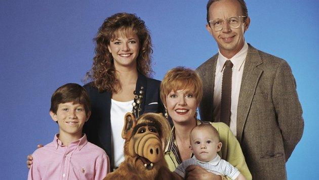 Alfs TV-Familie Tanner (Bild: NBCUniversal, Inc.)