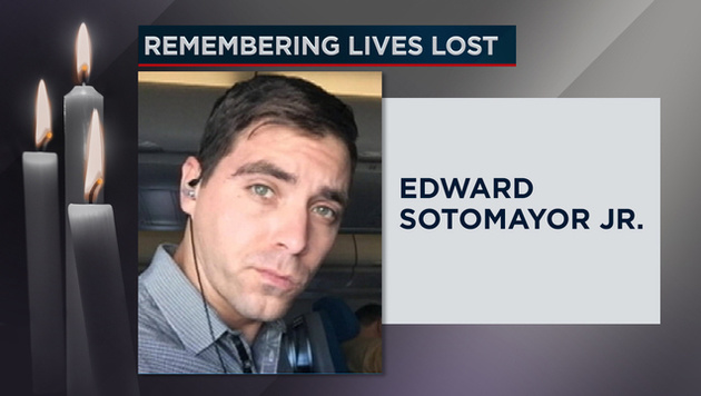 Edward Sotomayor Jr. wurde ein Opfer des Orlando-Killers. (Bild: www.wftv.com)
