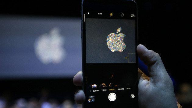 "Apple enthüllt neues Betriebssystem macOS ""Sierra"" (Bild: APASSOCIATED PRESS)"