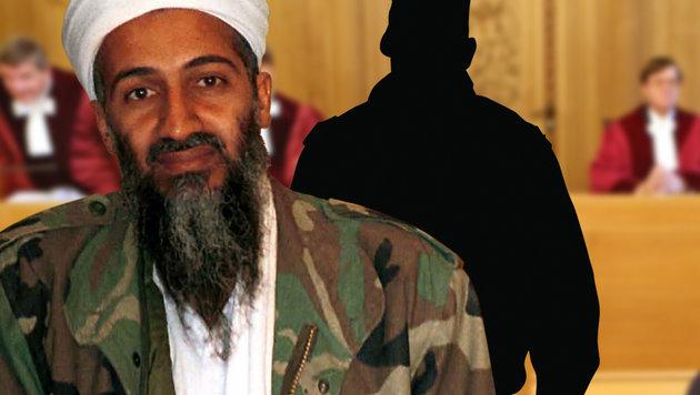 Sami A., der Mann im Hintergrund, der Osama bin Laden besch�tzte. (Bild: APA/dpa/Jan Woitas, thinkstockphotos.de, AP)