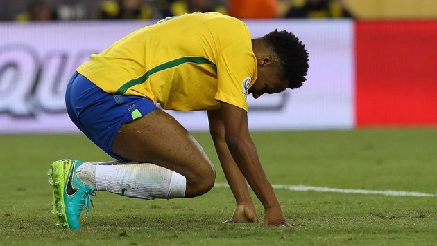 Copa America: Brasilien verpasst Viertelfinale (Bild: Getty Images)
