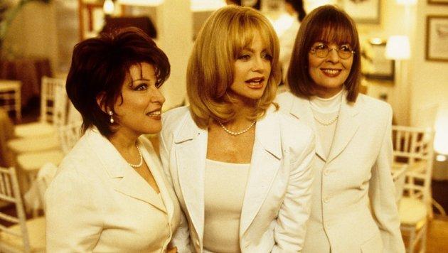 Bette Midler, Goldie Hawn und Diane Keaton im Kinohit (Bild: Paramount Pictures)