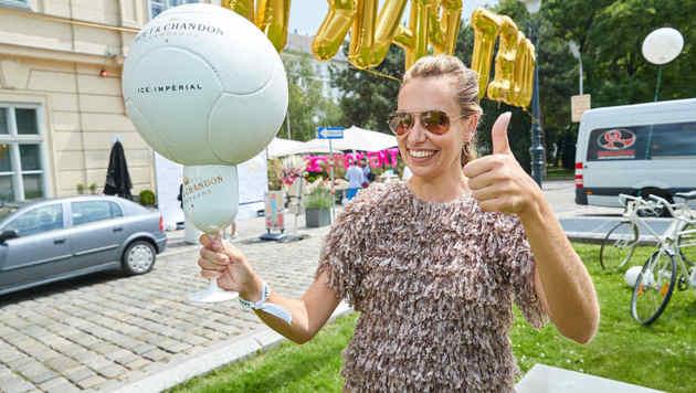 Event-Lady Liliana Klein (Bild: Starpix/Alexander TUMA)