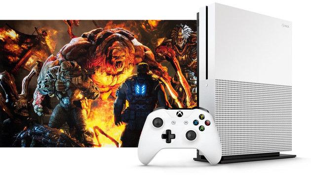 Xbox One S: Erste Bilder von neuer MS-Konsole (Bild: neogaf.com)