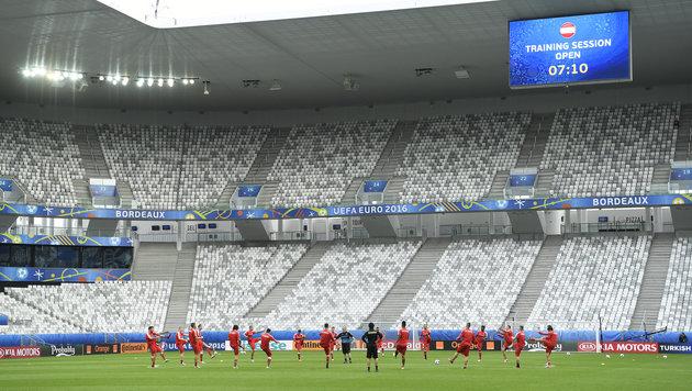 Österreich - Ungarn: Der Spieltag im Liveticker (Bild: APA/ROBERT JAEGER)
