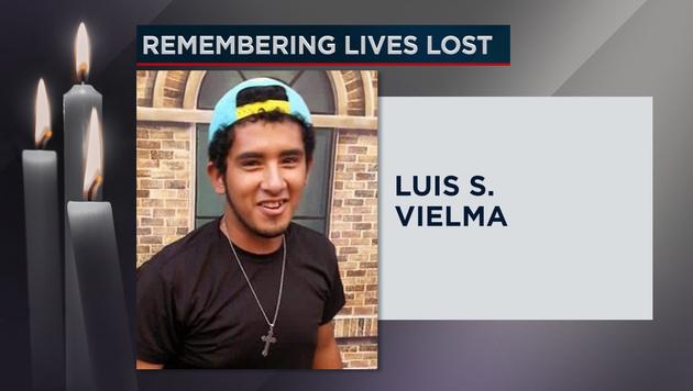 Luis S. Vielma war 22 Jahre alt, als er im Kugelhagel starb. (Bild: www.wftv.com)