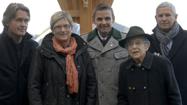 Jörg Haiders Mutter Dorothea ist tot (Bild: BZÖ Steiermark)