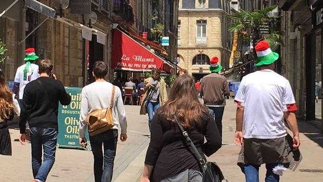 Österreich - Ungarn: Der Spieltag im Liveticker (Bild: sportkrone.at)