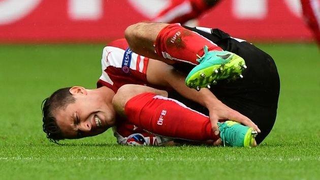 Späte Enthüllung! Junuzovic hätte spielen können (Bild: AFP)
