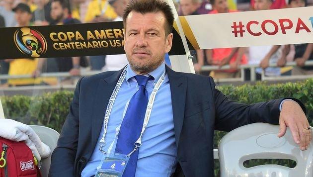 Carlos Dunga (Bild: AFP)
