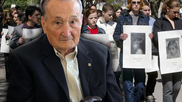FPÖ bedauert Hetze gegen Nazi-Opfer Zawrel (Bild: APA/HERBERT PFARRHOFER)