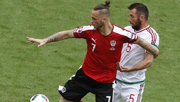 Österreich - Ungarn: Der Spieltag im Liveticker (Bild: AP)