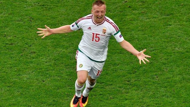 Österreich - Ungarn: Die besten Bilder vom Spiel (Bild: AFP)