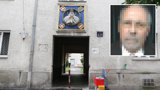 Polit-Thriller um serbischen Autor in Wien (Bild: Zwefo, Privat)