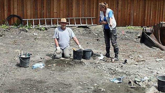 Virgen: Reste mittelalterlicher Siedlung entdeckt (Bild: Gemeinde Virgen)