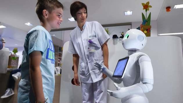 Digitalisierung vernichtet Jobs - und schafft neue (Bild: AFP)