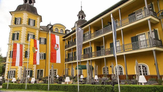Millionengrab für Steuerzahler: das Schloss Velden (Bild: ORF)