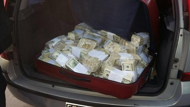 Argentinien: Politiker versteckte Geld in Kloster (Bild: AP)