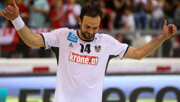 "Handball-Helden verpassen das ""Wunder von Wien""! (Bild: GEPA pictures)"