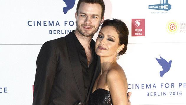 Julian Khol und Nazan Eckes werden erneut Eltern. (Bild: Viennareport)