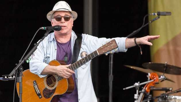 Paul Simon: Die Pop-Legende ist in Hochform (Bild: Viennareport)