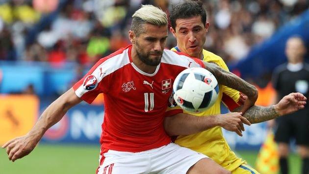 Rumänien überrascht mit 1:1 gegen tattrige Schweiz (Bild: AFP)