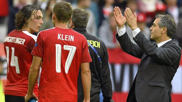 So schafft das ÖFB-Team gegen Portugal die Wende (Bild: APA/ROBERT JAEGER)