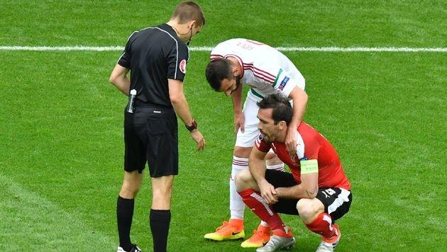 So schafft das ÖFB-Team gegen Portugal die Wende (Bild: AFP)