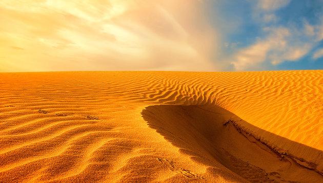 34 Flüchtlinge auf Weg durch die Sahara verdurstet (Bild: thinkstockphotos.de (Symbolbild))