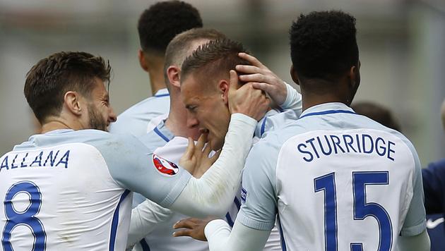 Sturridge schießt England zu Last-Minute-Sieg! (Bild: AP)