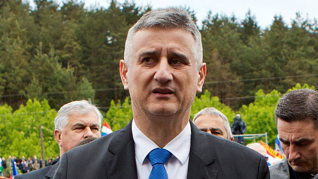Als Vizepremier zur�ckgetreten: Tomislav Karamarko (Bild: ASSOCIATED PRESS)