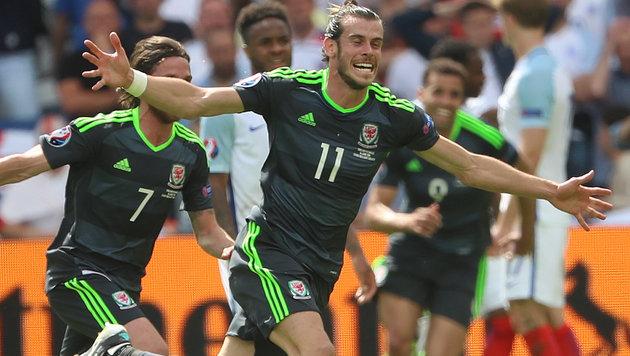 Wales-Aushängeschild Bale ohne große Star-Allüren (Bild: GEPA)