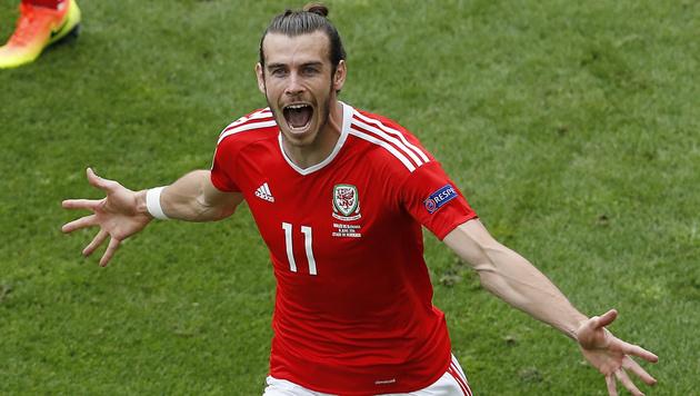 Englisches Team genervt von Bale-Provokation (Bild: AP)