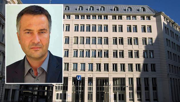 Innenministeriumssprecher Karl-Heinz Grundböck (Bild: B.M.I., commons.wikimedia.org/Gryffindor)