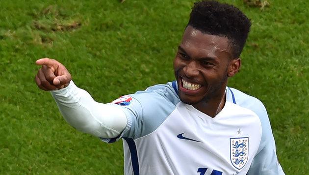 Sturridge schießt England zu Last-Minute-Sieg! (Bild: APA/AFP/PHILIPPE HUGUEN)