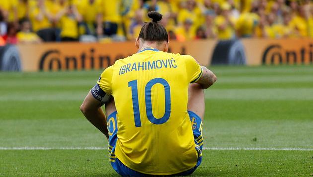 Zlatan Ibrahimovic (Bild: AP)