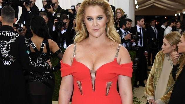 Amy Schumer (Bild: APA/AFP/GETTY IMAGES/Larry Busacca)