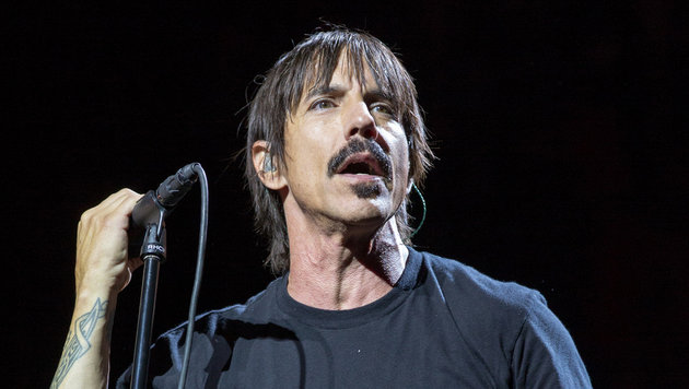 Anthony Kiedis (Bild: Viennareport)