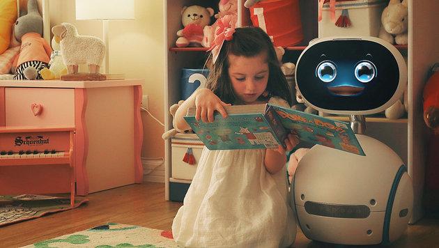 Explosion neuer Technik-Lebensformen steht bevor (Bild: Asus)