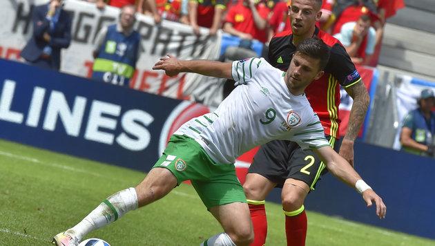 EM-Geheimfavorit Belgien demontiert Irland mit 3:0 (Bild: AFP or licensors)