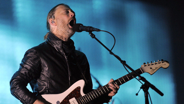 Radiohead-Sänger Thom Yorke (Bild: ASSOCIATED PRESS)